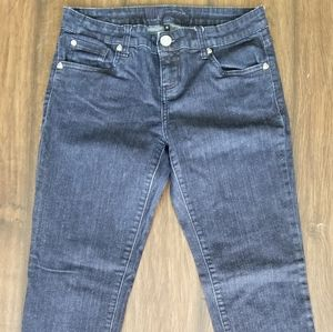 KUT From Cloth Dark Blue Skinny Jeans